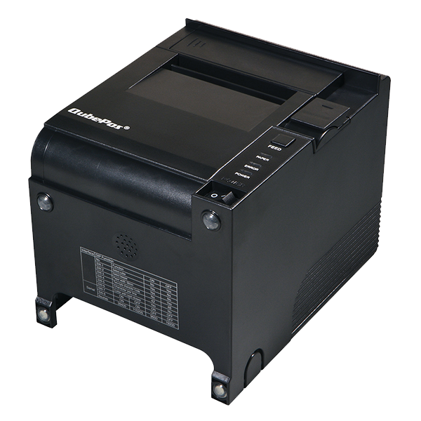 QubePos Thermal Receipt Printer POS system