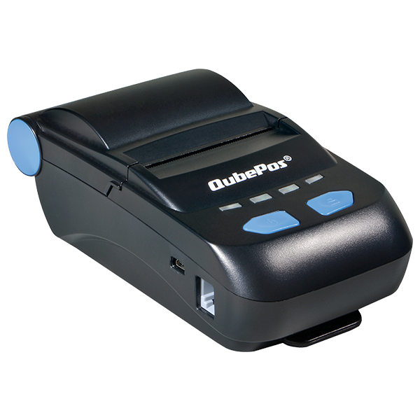 QubePos Mobile Receipt Printer POS software