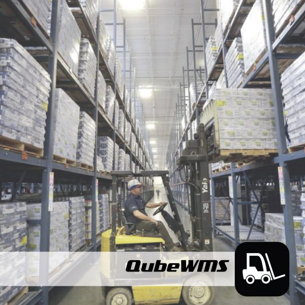 QubeWMS - Warehouse Management System 1