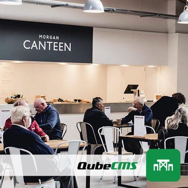 Cashless Canteen Management; Software Solutions