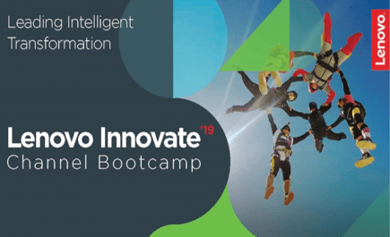 Lenovo Innovate 2019 Channel Bootcamp 1